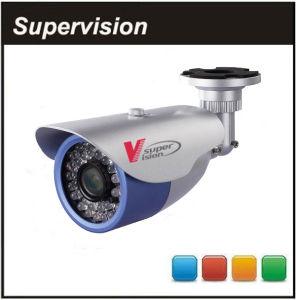 Outdoor Color CCD 700tvl Effio Weatherproof IR Bullet Camera CCTV (SV-D134L)