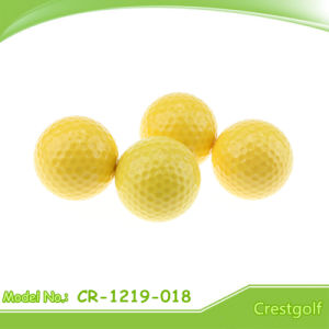 2015 Wholesale Colored Golf Balls