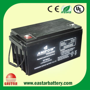 Dry Car Battery 56638 12V66ah Visca pictures & photos