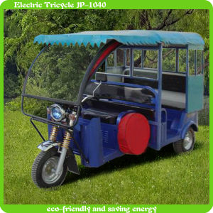 2014 Newest Luxury Motor Tricycle with High Flexibility