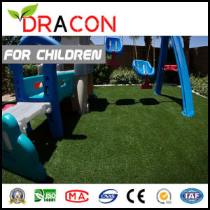 Playground Grass Artificial Grass Wholesales (L-3006) pictures & photos