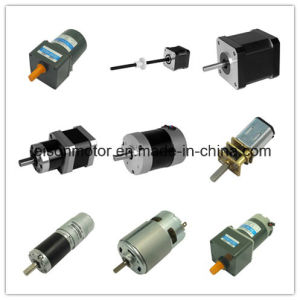 42mm 12 Volt 24 Volt Brushed DC Planetary Gear Motor with Encoder pictures & photos