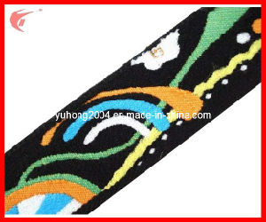 2012 New Design Jacquard Elastic Webbing for Sports (YH-ET053) pictures & photos