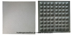 "600*600*35mm Access Floor with HPL Finish (""F"" Edge Trim) pictures & photos"