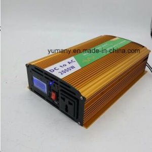 2000W DC to AC Modified Sine Wave Power Inverter pictures & photos