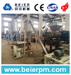 PVC Hot-Cutting Granulation Line pictures & photos
