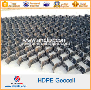 Geocells Type and HDPE High Density Polyethylene Material Geocell Price pictures & photos