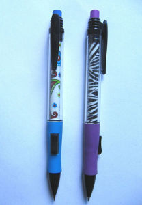 Mechanical Pencil with Side Plunger pictures & photos