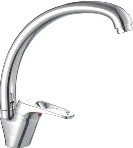 Single Lever Sink Kitchen Mixer (TP-1008) pictures & photos