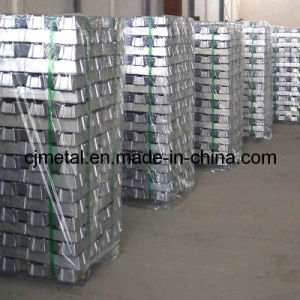 High Purity Aluminum Ingot 99.7%
