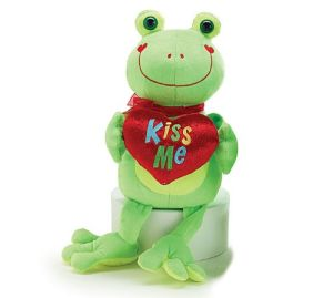 Frog Soft Toy, Plush Stuffed Animal Frog Toy pictures & photos