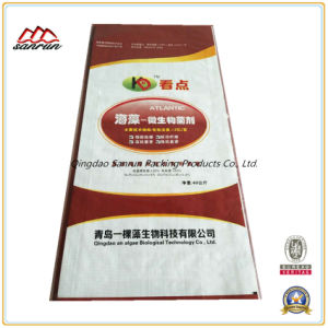Laminated BOPP Film PP Woven Bag for Fertilizer/Food/Feed/Rice pictures & photos