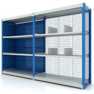 Easy Installation Medium Warehouse Rack Long Span Storage Rack pictures & photos