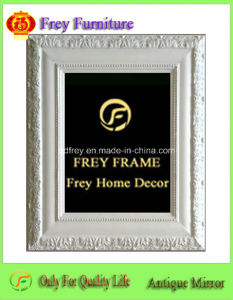 White Color Wonderful Wholesale Wooden Photo Frame pictures & photos