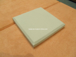 Leather Perforated Acoustic Board