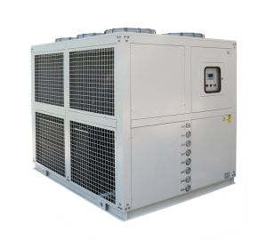 Air Cooled Low Temperature Screw Chiller pictures & photos