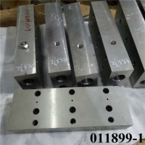 High Pressure Water Jet Direct Drive Pump Part Water Manifold pictures & photos