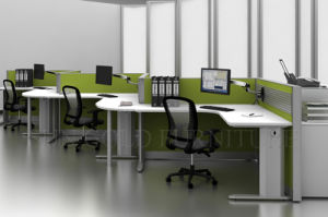 High Quality Multifunctional Office Workstation, Office Furniture (SZ-WS101) pictures & photos