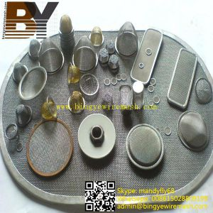 Stainless Steel Coffee / Tea / Oil Filter Disc pictures & photos