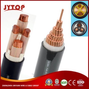 0.6/1kv Electric Cable 3X240+1X120 pictures & photos