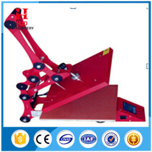 Manual Heat Press Machine with High Pressure pictures & photos