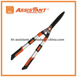 Garden Clippers Pruning Shears Extendable Telescopic Aluminum Hedge Shear pictures & photos
