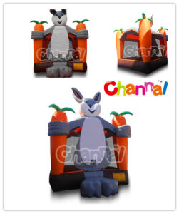 Banny Rabbit Inflatable Bouncy Castle/Animals Inflatable Bouncer Bb073 pictures & photos