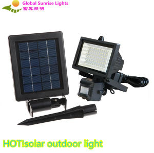Solar LED Security Light/Solar Motion Sensor Light/ Solar Flood Light pictures & photos