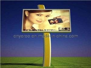 Double Sided Scrolling Billboard Light Box pictures & photos