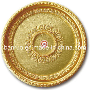 Small Size Easy Installed Ceiling Medallion for USA Market (BRRD80-2-S076) pictures & photos