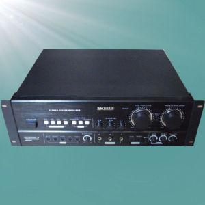 250W Remote Control Professional Karaoke Amplifier pictures & photos