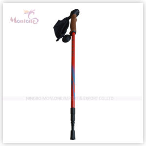 3-Section Adjustable Outdoor Walking Stick pictures & photos