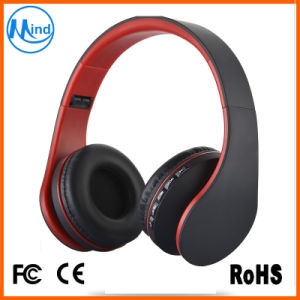 Bluetooth Stereo Wireless Headphone V3.0 MP3 Player FM Stereo Radio Wired Headphone pictures & photos