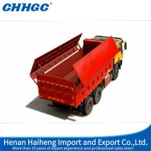 Chhgc 6*4 Intelligent Dump Truck with Wingspan pictures & photos