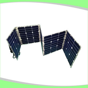 180W Folding Sunpower Solar Panel for Charging 24V Battery pictures & photos