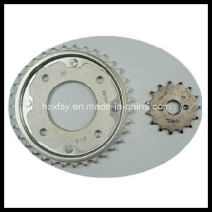 Motorcycle Sprocket Manufacturer C100 Biz pictures & photos