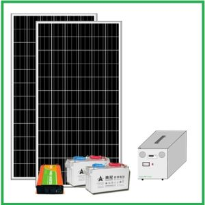 630W Stand Alone Solar System for Home Use pictures & photos