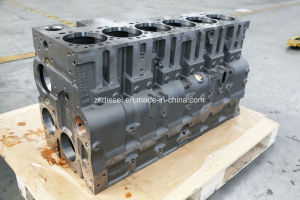 China Supplier Cummins 6CT8.3 Engine Cylinder Block with Single Thermostat 4947363/3939313 /5260561/3971387/5289666/3968619 pictures & photos