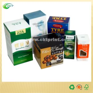 Paper Medical Packaging Box with Full Color (CKT-CB-426)