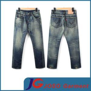 Monkey Wash Denim Men Jeans (JC3228) pictures & photos