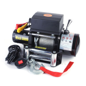5000lb Car Winch pictures & photos