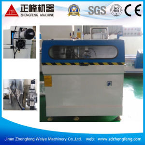 PVC Profile Corner Connector Automatic Cutting Saw pictures & photos