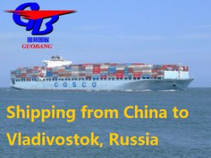 Sea Freight From China to Vladivostok, Russia with The Professional Service