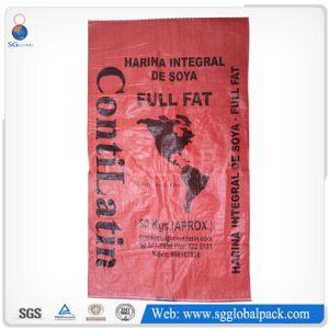 Manufacturer 50kg Fertilizer PP Woven Bag Sack pictures & photos