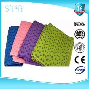 Ultra Compact Absorbent Fast Drying Travel Microfiber Sports Towels pictures & photos