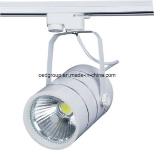 Aluminum Alloy Good Quality 20W COB LED Track Light pictures & photos