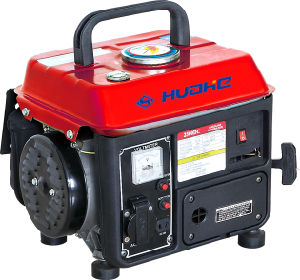 HH950-L02 CE Small Portable Generator, Gasoline Generator (500W, 650W, 750W)