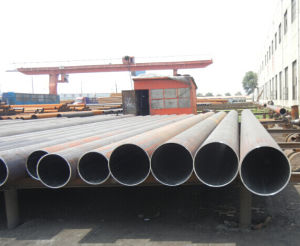 ASTM A381 WELDED STEEL PIPE pictures & photos