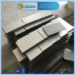 Factory Direct Supply High Temperature Molybdenum Plate (Mo-La) for Metal Injection Molding pictures & photos