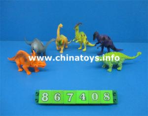 New Item Plastic Toy Animal Set Dinosaur (867408) pictures & photos